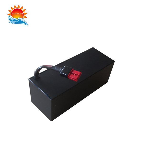 Baterie manipulátoru pro údržbu vysoké nadmořské výšky