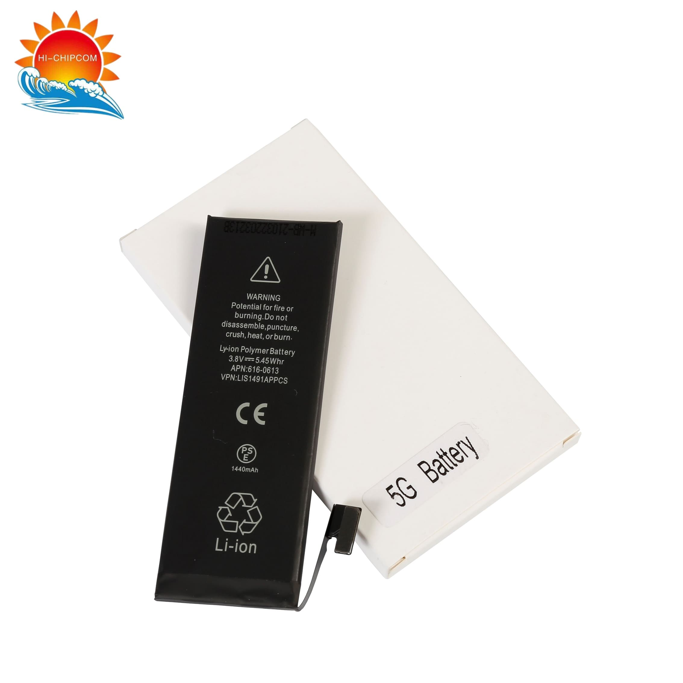 High Capacity Battery for iPhone 5