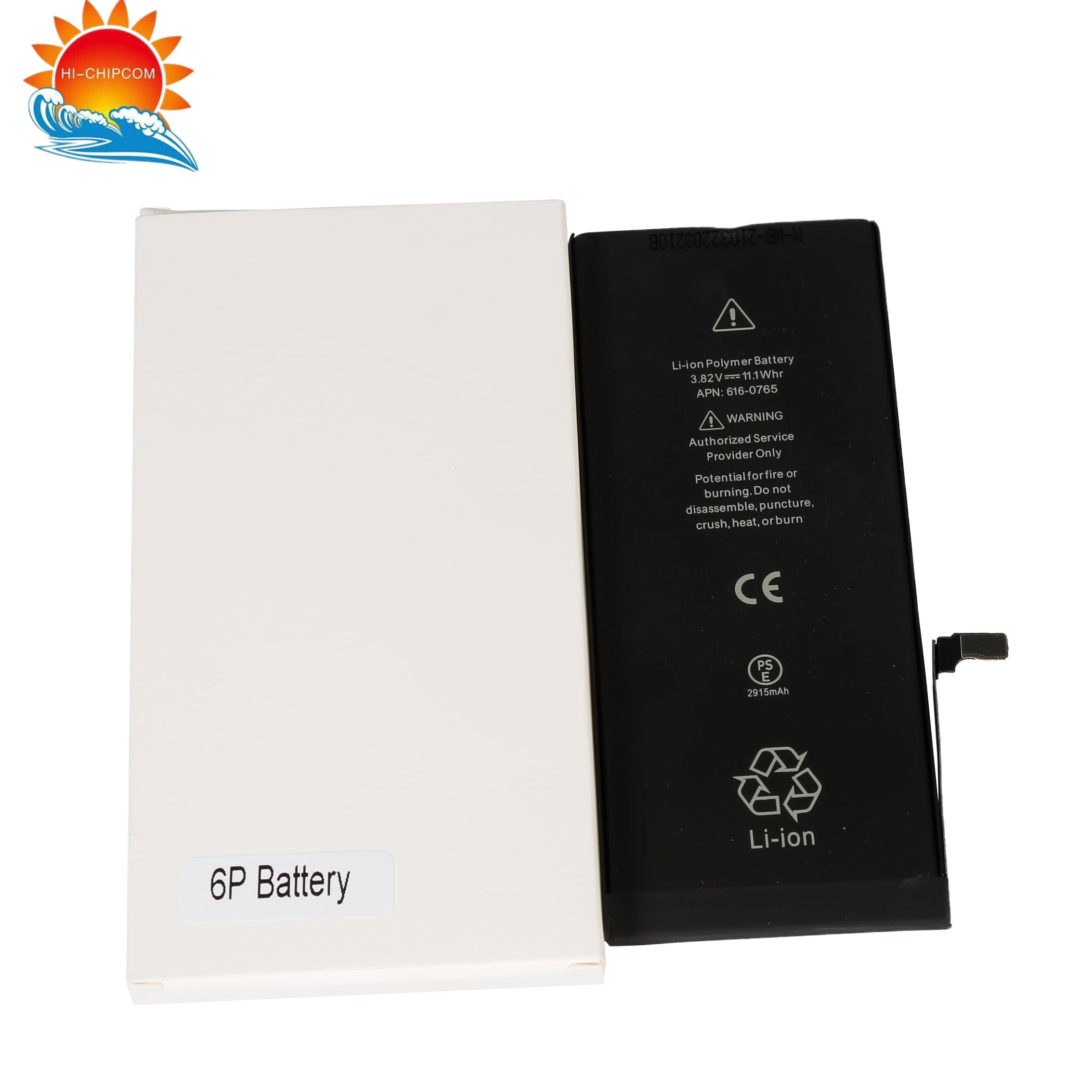 High Capacity Battery for iPhone 6 Plus