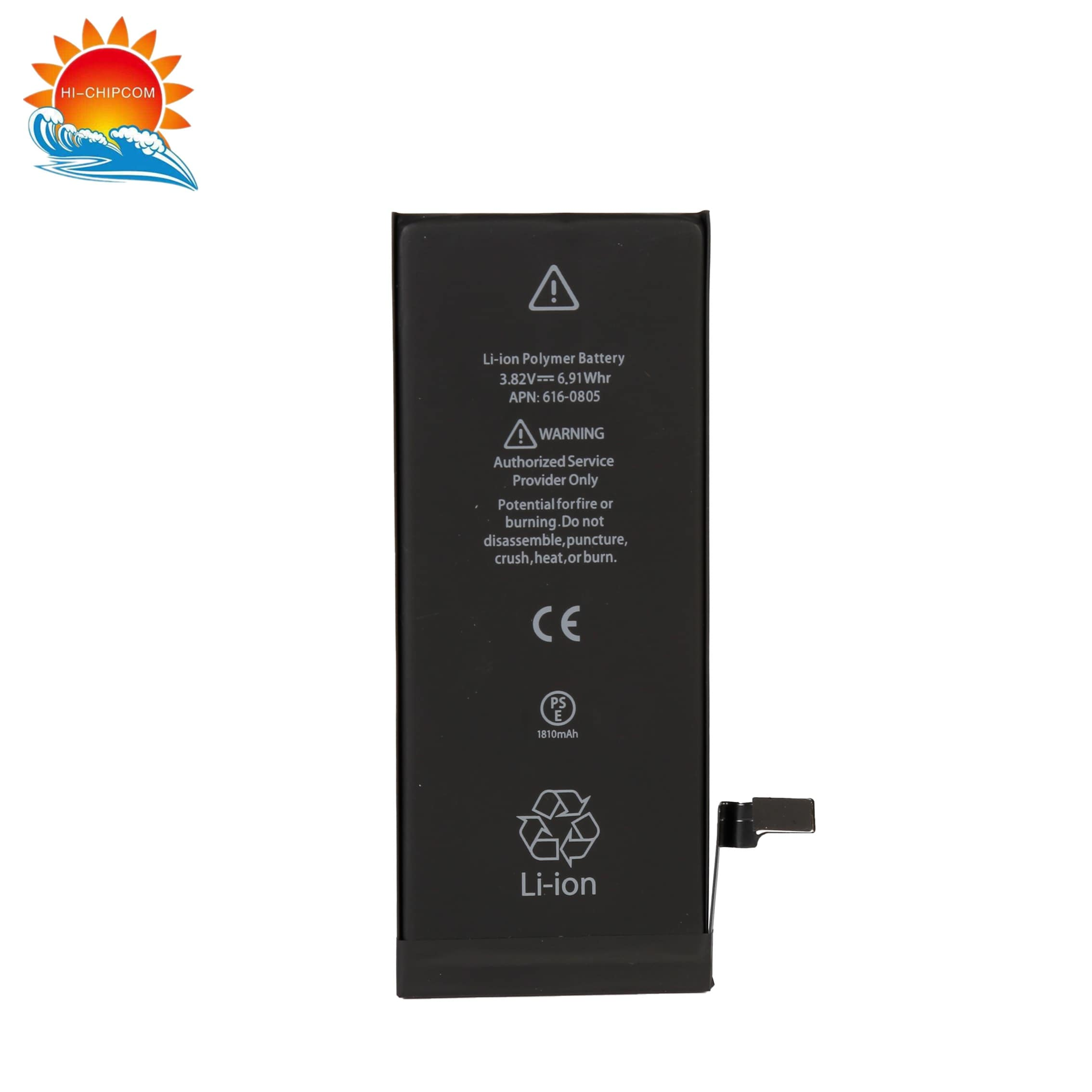 High Capacity Battery for iPhone 6
