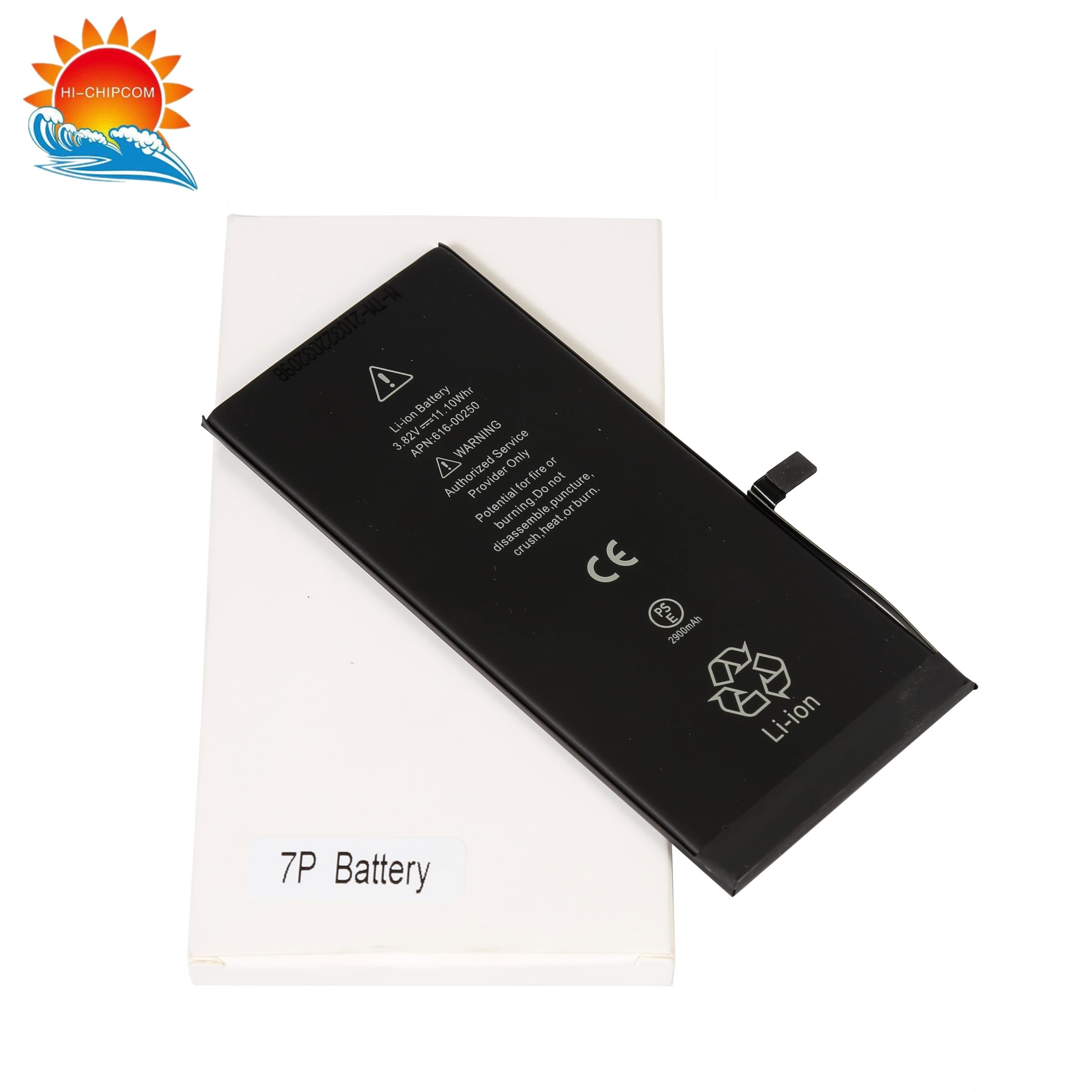 High Capacity Battery for iPhone 7 Plus