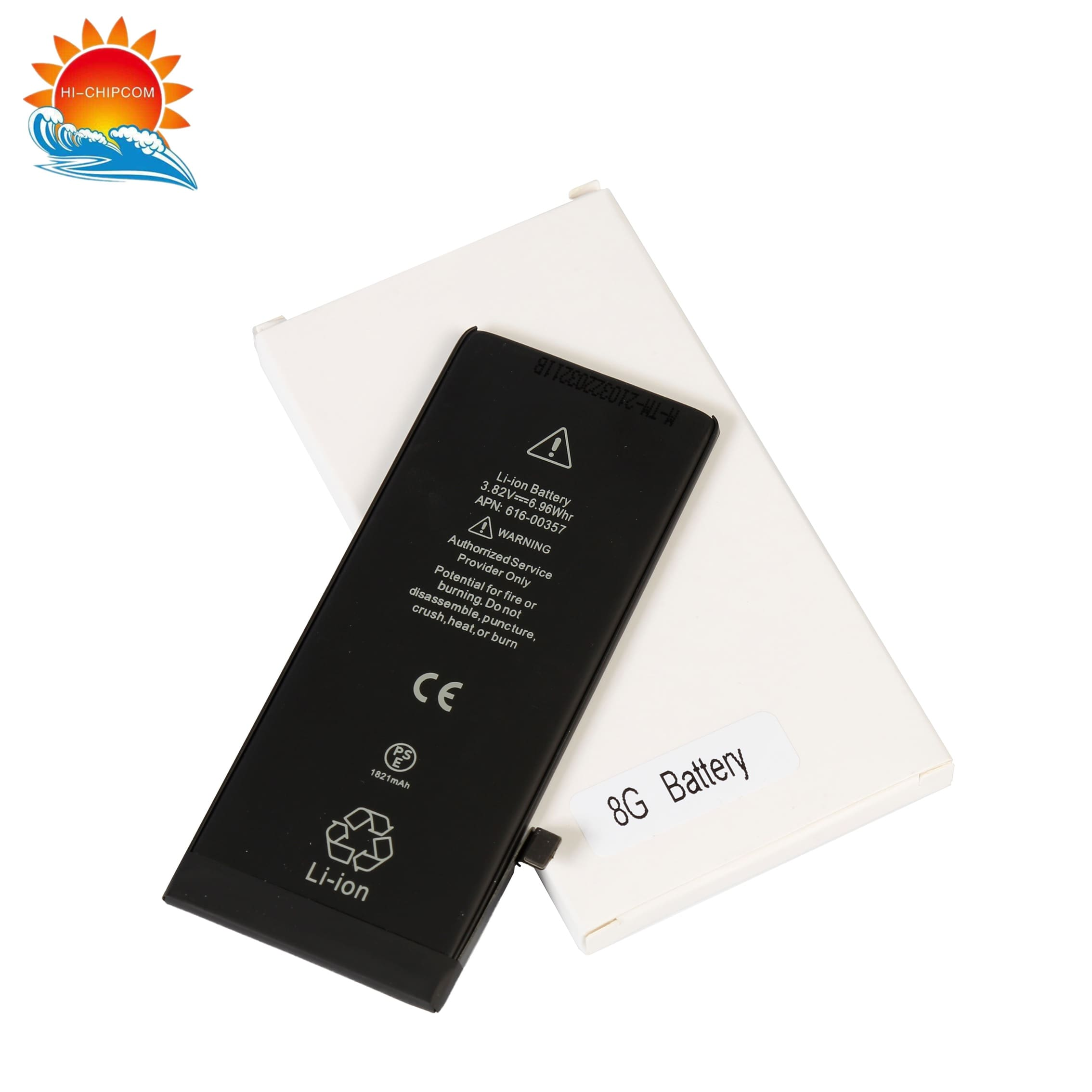 High Capacity Battery for iPhone 8