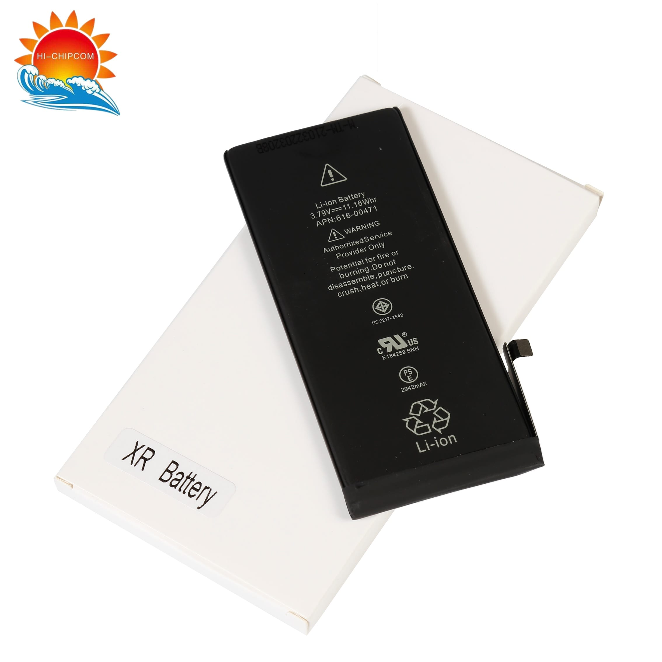 High Capacity Battery for iPhone XR