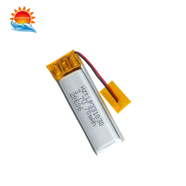 Baterie chytrého sportovního náramku