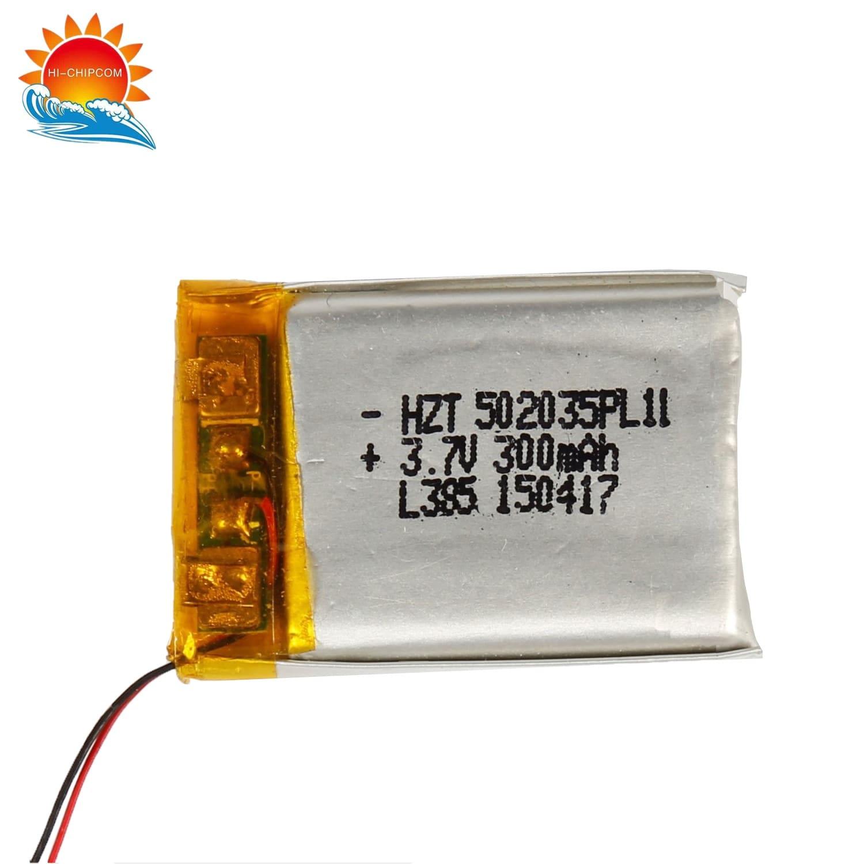 Smart Watch 300mAh Battery