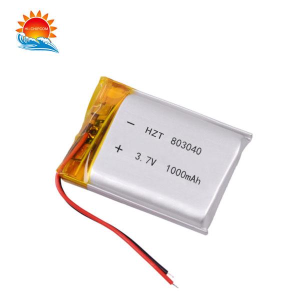 Nositelná dobíjecí baterie