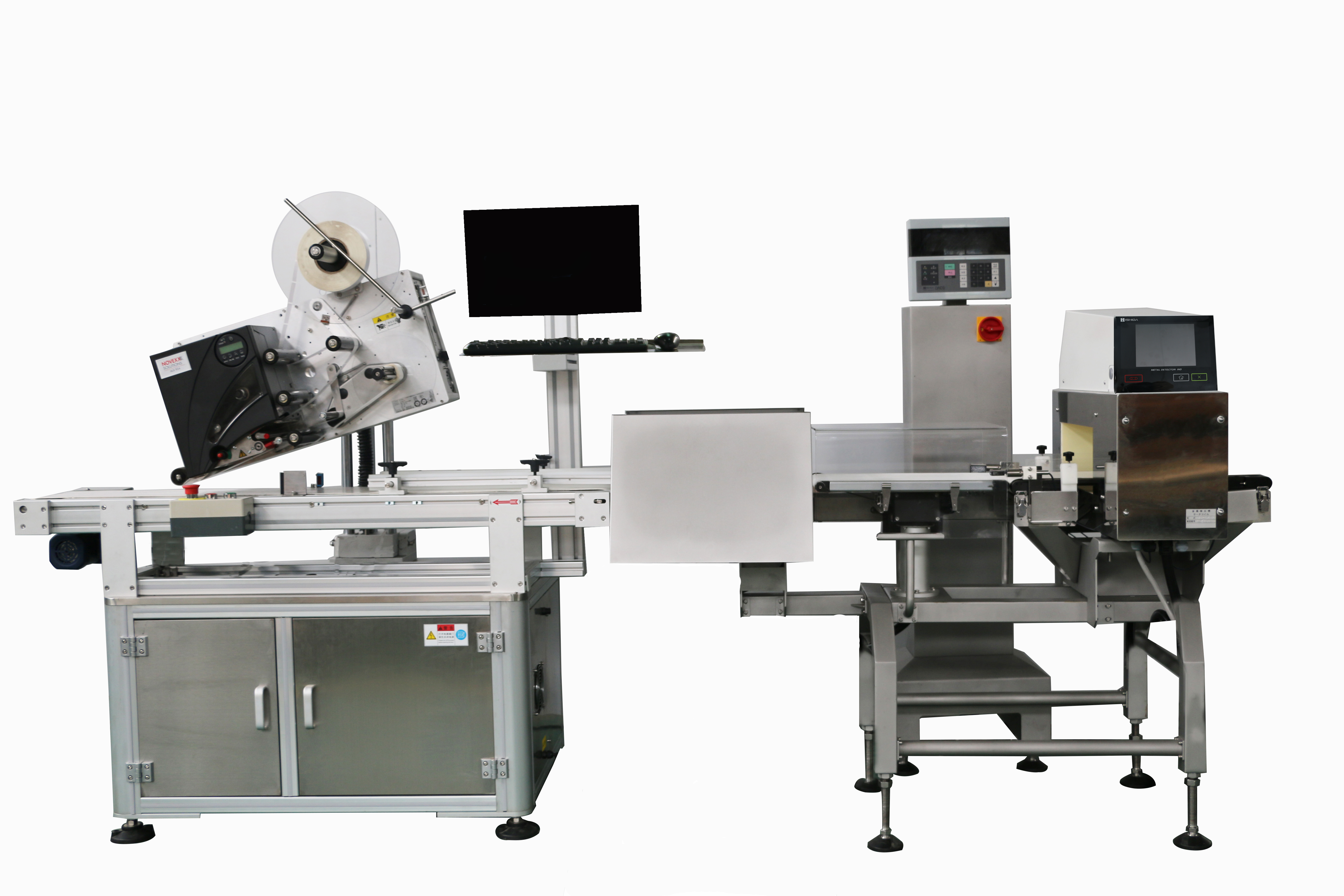 How to choose a printing and labeling machine for your products?