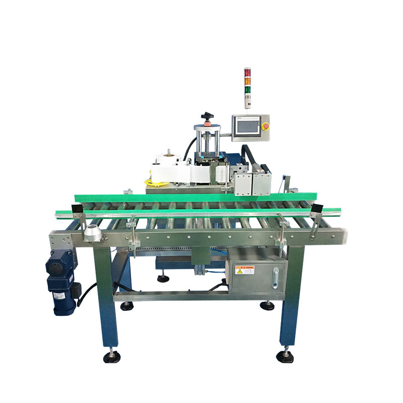 Air-Blowing Printing Labeling Machine