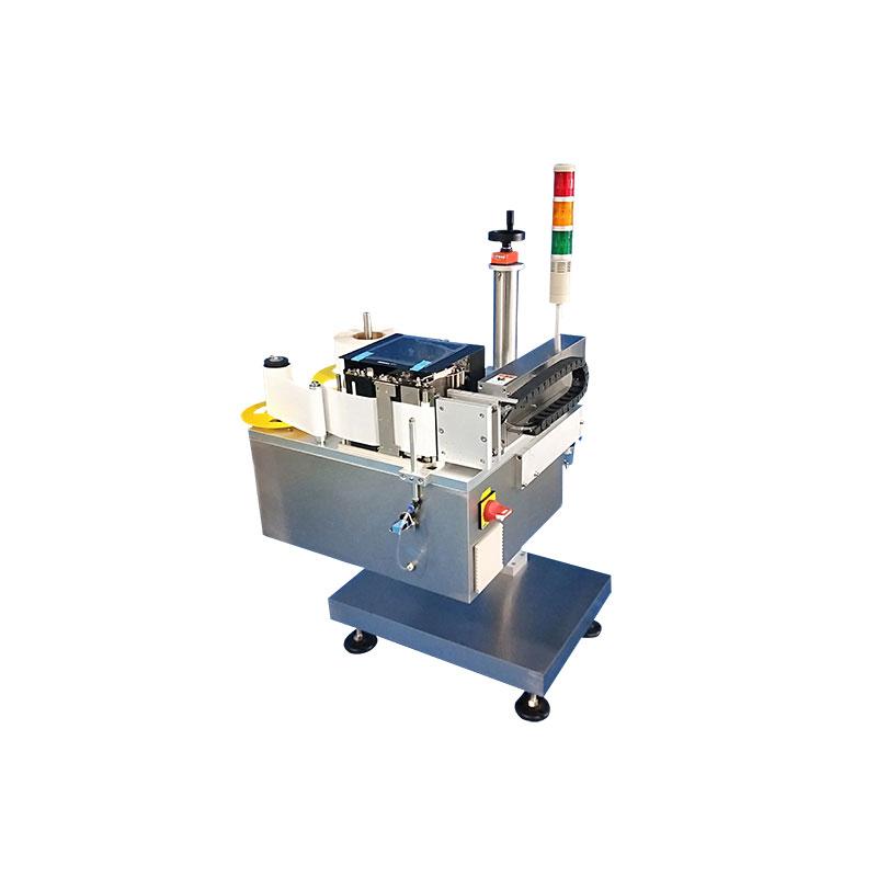 Carton Corner Sealing Labeling Machine