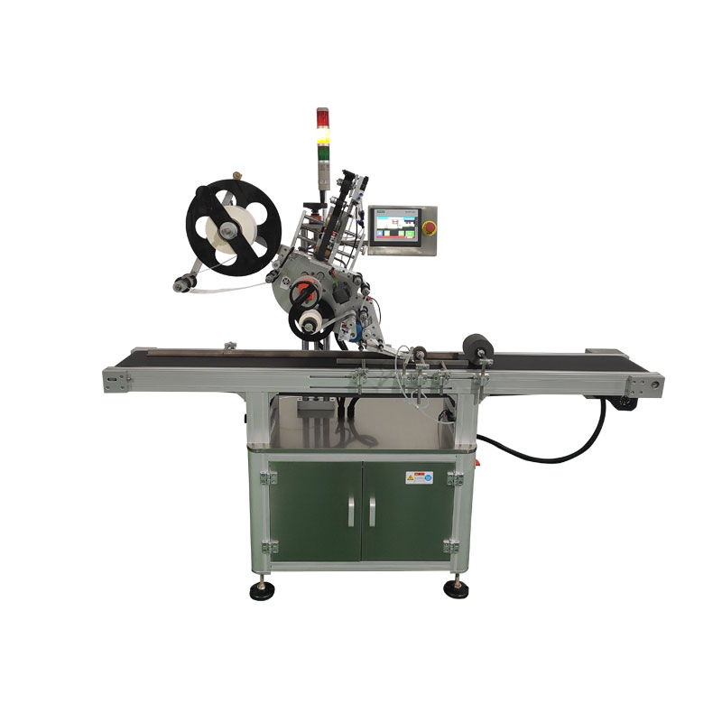 High Precision Top Surface Labeling Machine