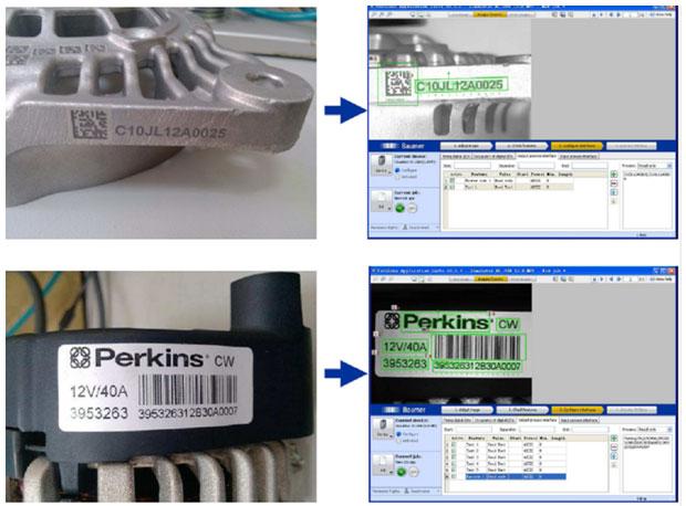 Auto-parts inspection