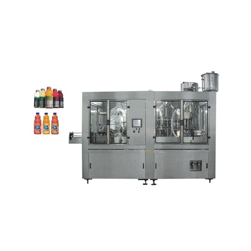Juice 3in1 Filling Machine