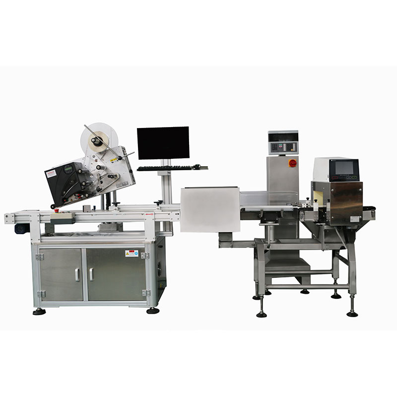 Online Weighing and Printing and Labeling Machine