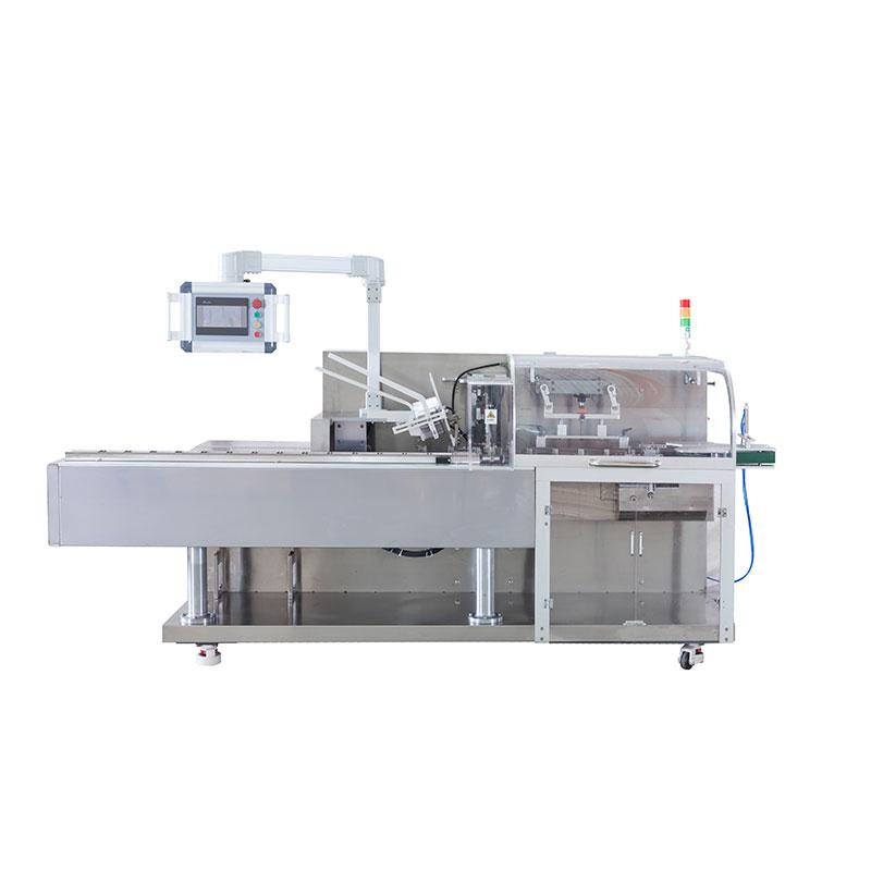 Plug Type Cartoning Machine