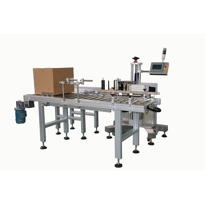 Third-Level Packaging Code Control System