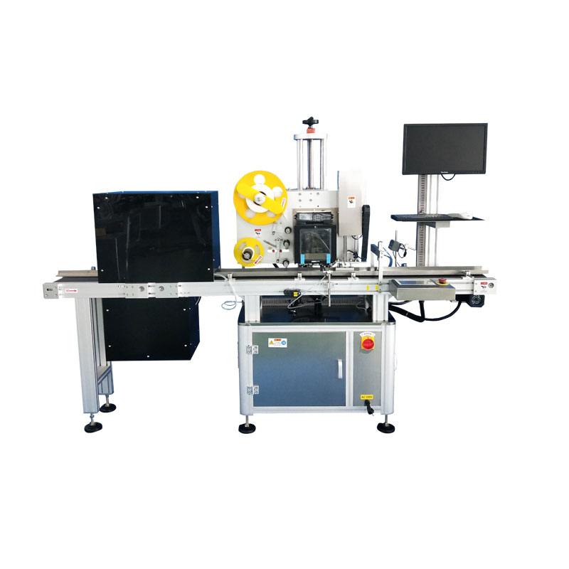 Visual And Code Reading Inspection Machine Series