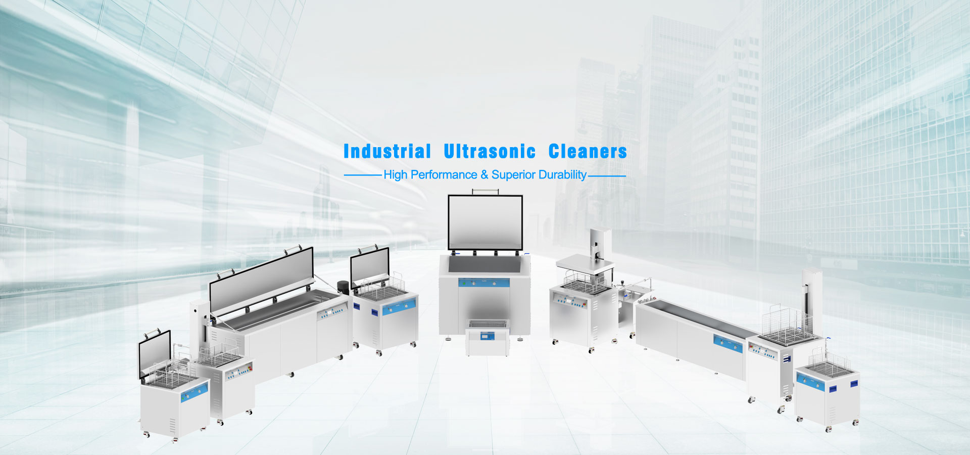 Ultrasonic Cleaner Manufacturers