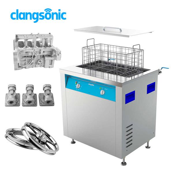 Engine Block Ultrasonic Cleaner