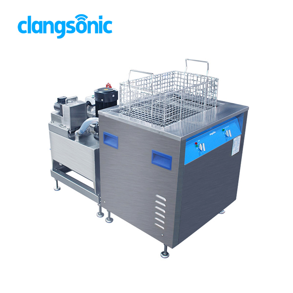 Ultrasonic Filter Cleaning Machine