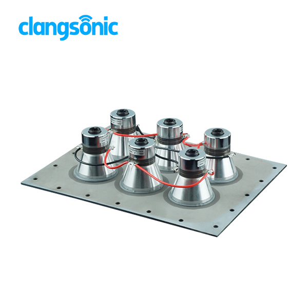 Ultrasonic Plate Transducer