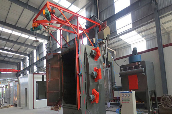 What should we pay attention to when buying shot blasting machine