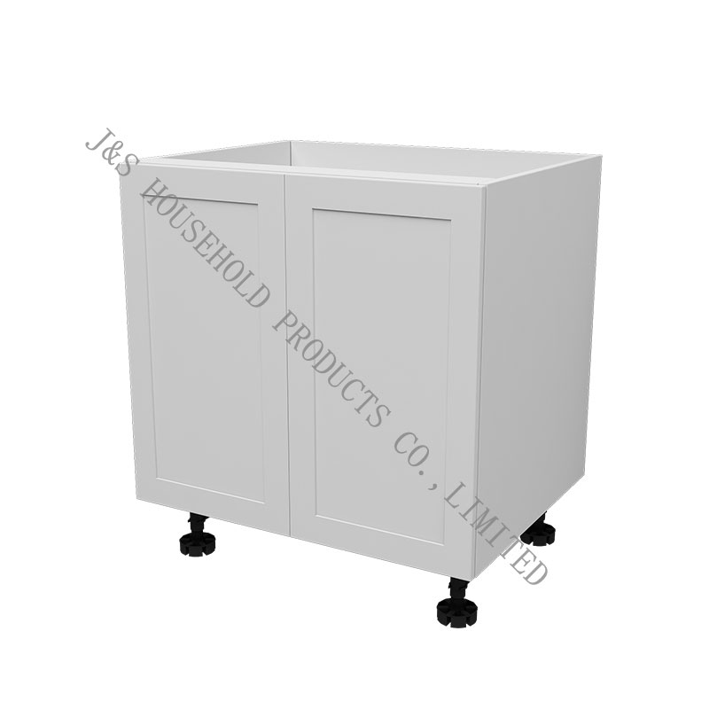 Double Door Base Flatpack Kitchen