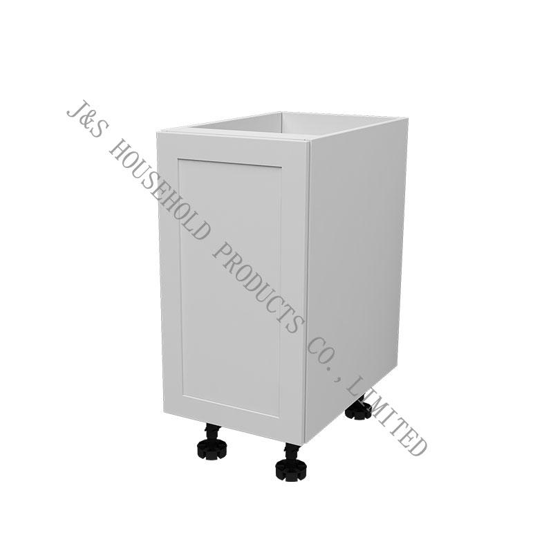 Single Door Base Flat Pack Kitchen