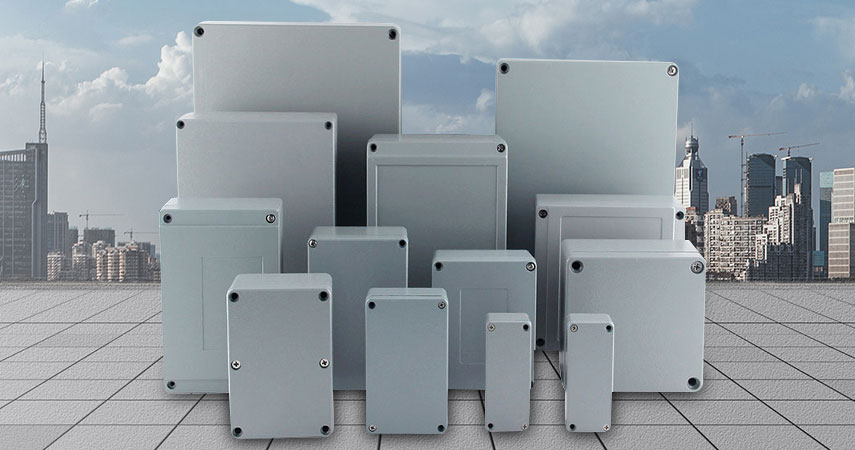 What are the general accessories for the waterproof junction box?