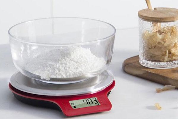 Kuchynská elektronická váha