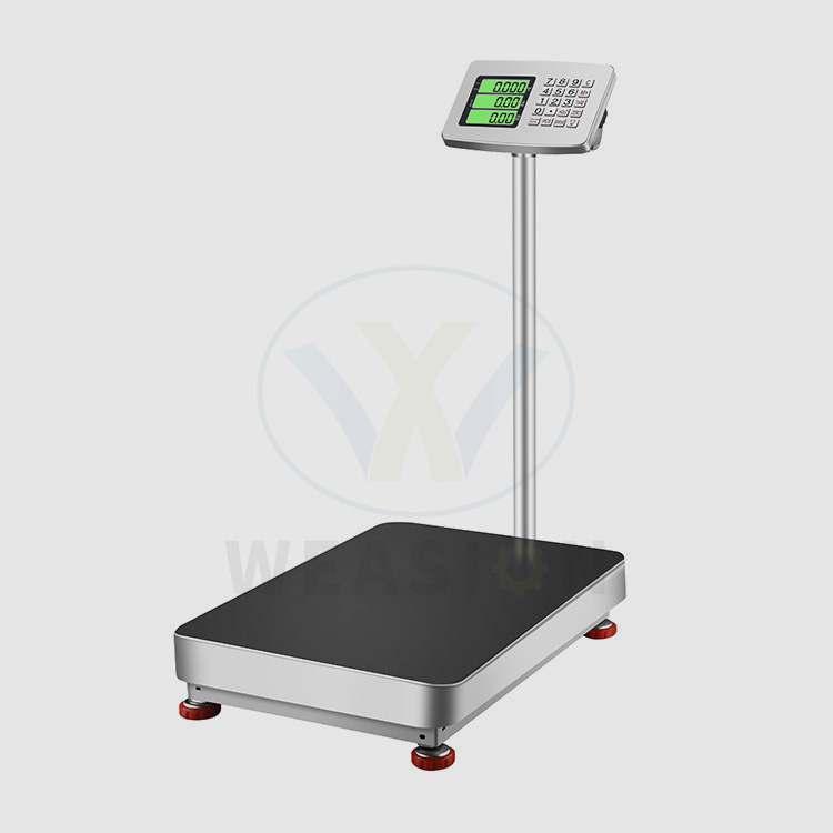Stainless Steel Industrial Shipping Portable Platform Scale