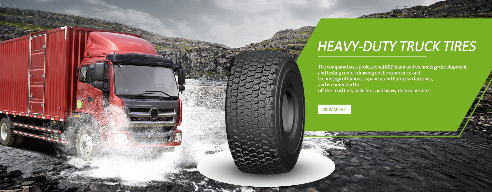 China OTR Tire Manufacturers