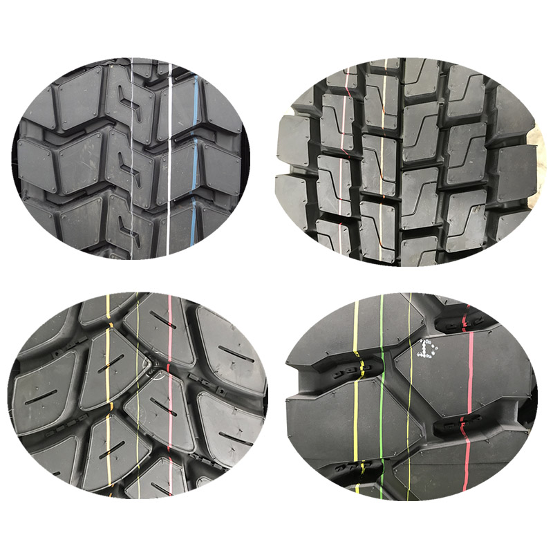 Reasons for cracks in the groove bottom of truck tires and preventive measures during the production process (No. 2)