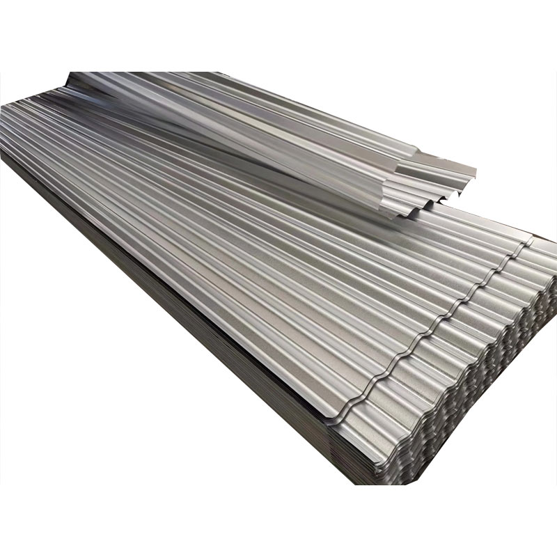 0.18MM Thick Galvalume Corrugated Roofing Sheet