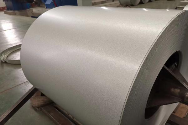 Sino Witop Steel No.2 aluminum-zinc production line are installed and put into production.