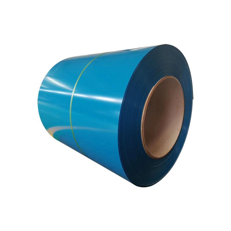 AZ100 AZ150 Prepainted Galvalume PPGL Steel Coil