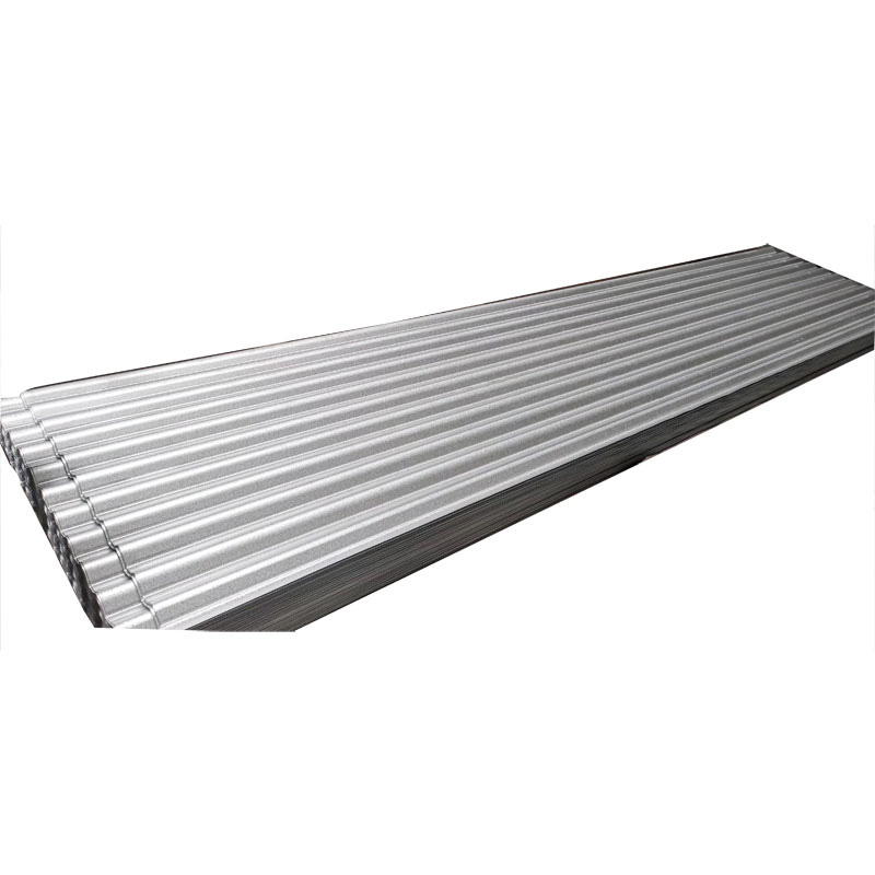 Hot Dipped Galvalume Corrugated Roofing Sheet