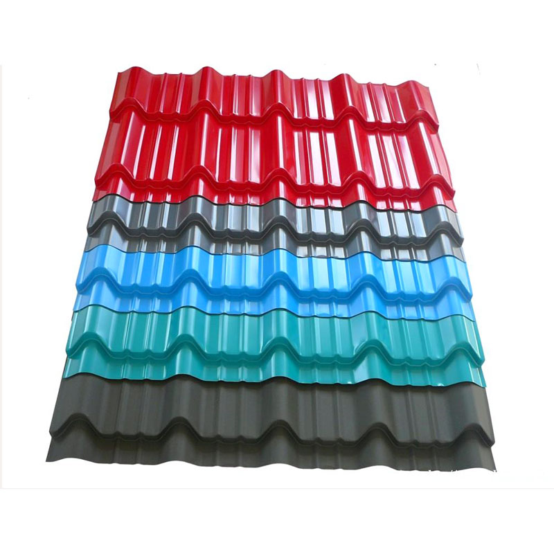 PPGI PPGL Prepainted Color Coated Steel Roofing Sheet