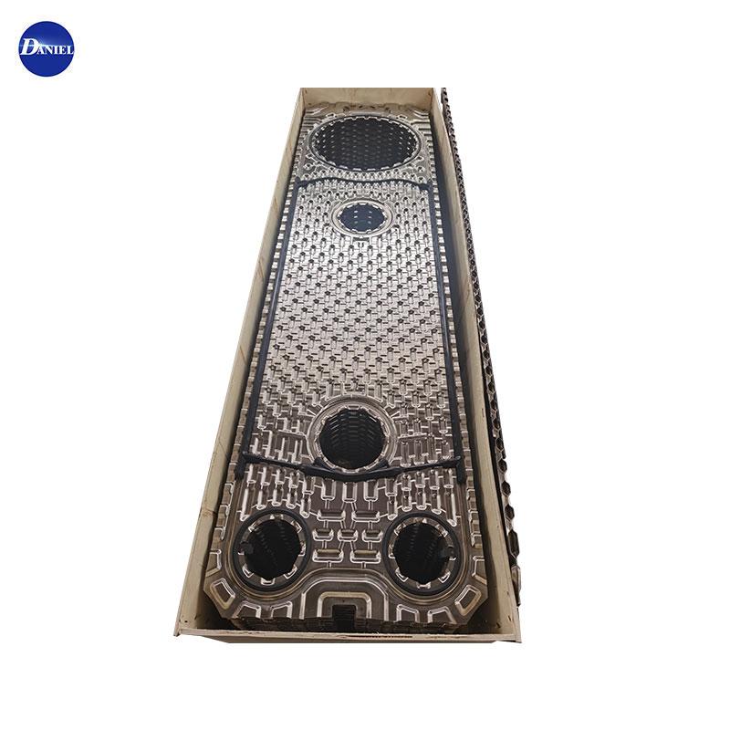 Daniel Phe Ts20m Plate Heat Exchanger For Ts20 Gasket