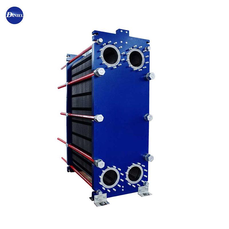 Daniel Phe Ts20m Plate Heat Exchanger For Ts20