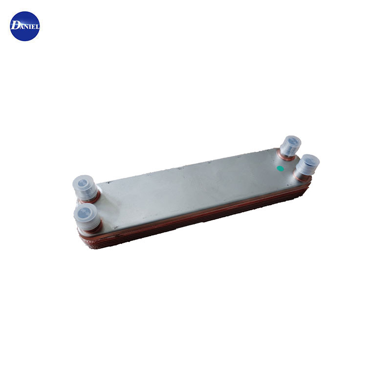 R134a Brazed Plate Heat Exchanger Price Power Plant Titanium