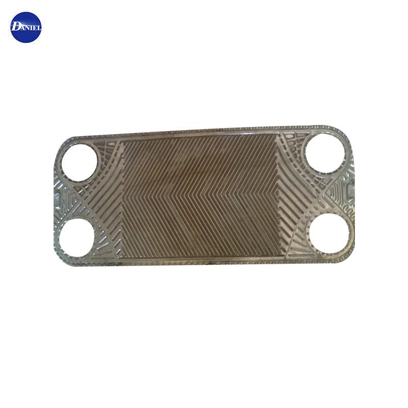 Stainless Steel Plate Heat Exchanger Gasket Spare Part Epdm Sondex Vg