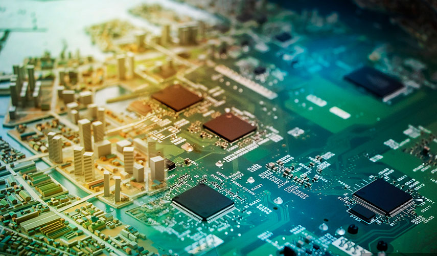 PCB surface treatment process affects the quality of soldering.