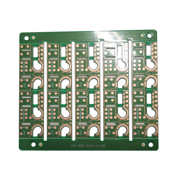 Filter PCB with S7136H Material