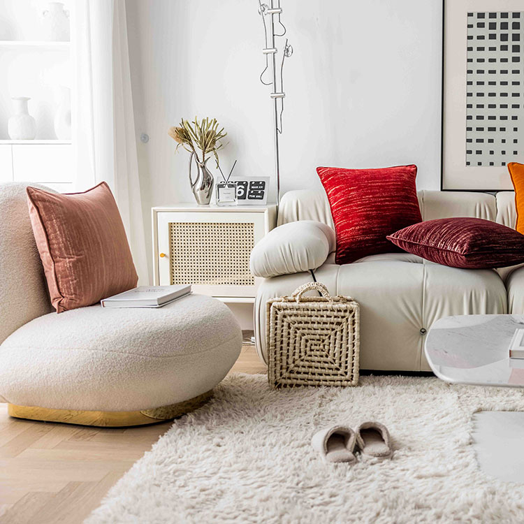 Print Decorative Home Textile Cushion