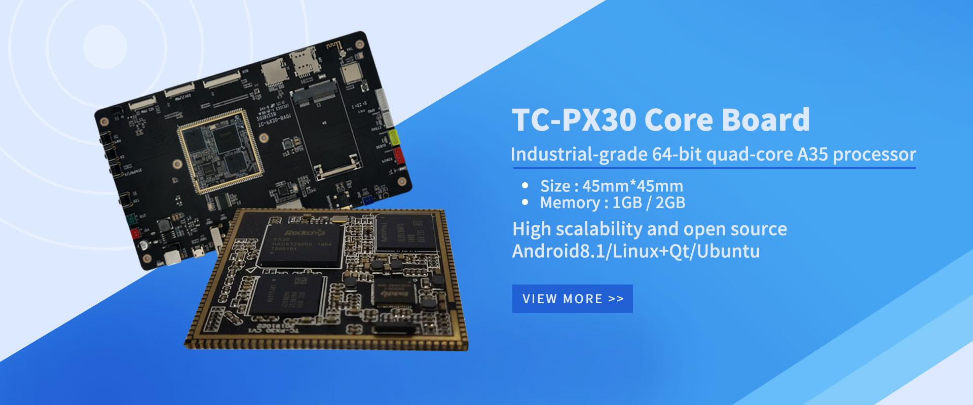 RK3399 Core Board Factory