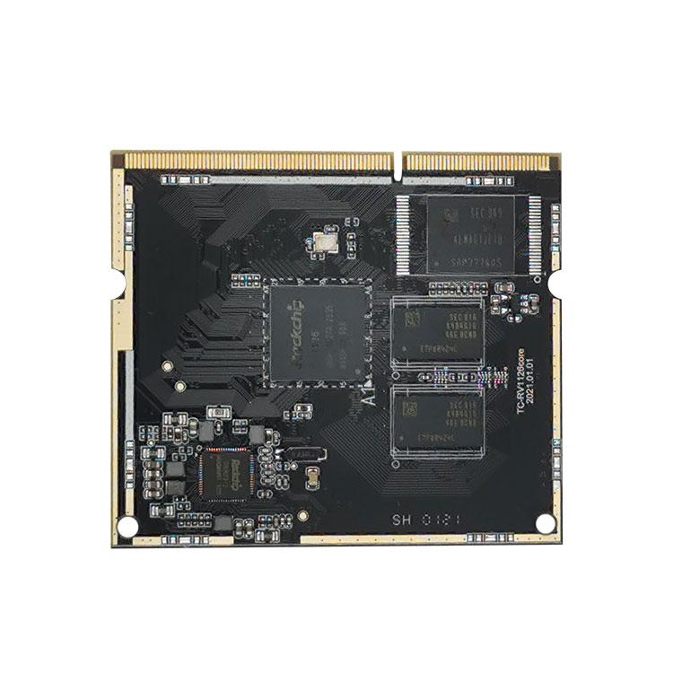 TC-RV1126 AI Core Board For Gold Finger