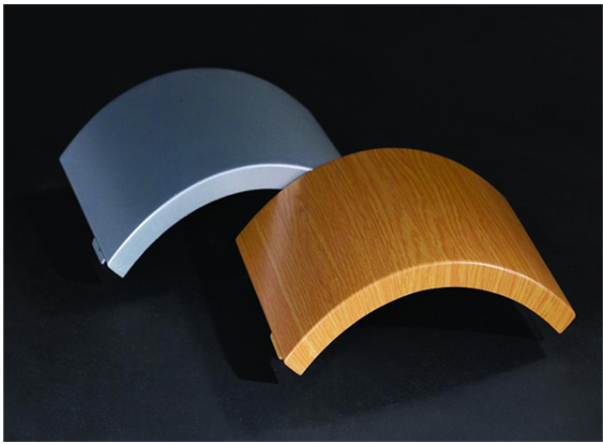 What are the difficulties in the production and processing of hyperbolic fluorocarbon aluminum veneer?