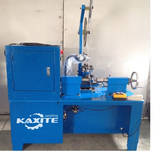 Small Winding Machine for Spiral Wound Gasket