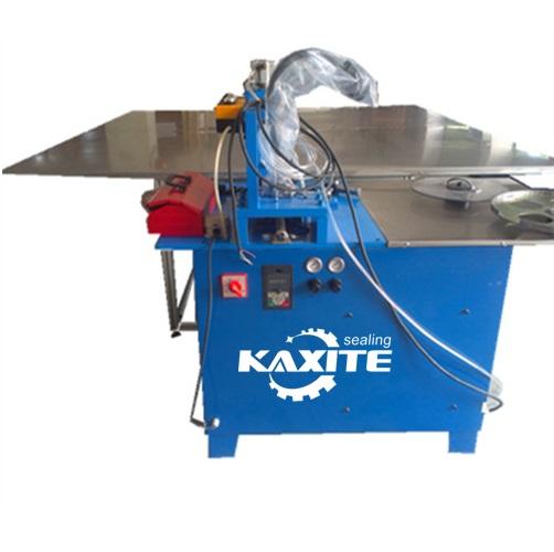 Large Horizontal Winding Machine