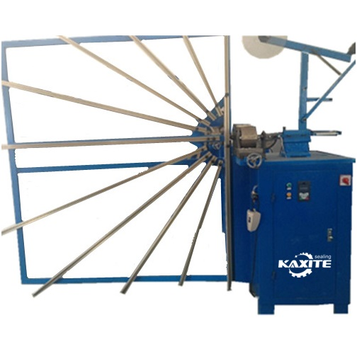 Large winding machine (vertical) for spiral wound gasket